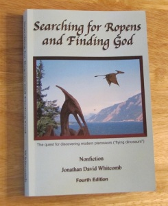 nonfiction ropen book by J. D. Whitcomb